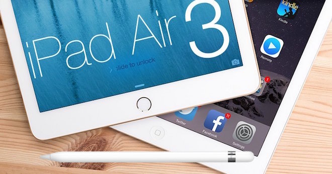 iPad Air 3 Apple Pencil