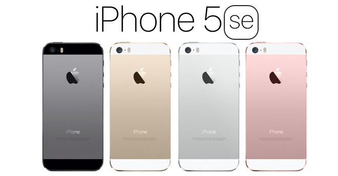 iPhone 5se FB