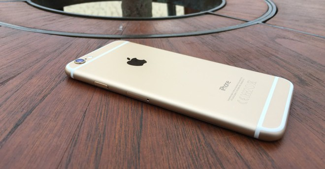 iPhone 6 Gold FB