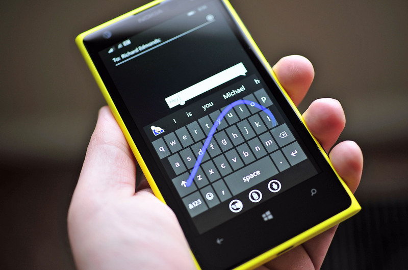 word_flow_microsoft_windows_phone