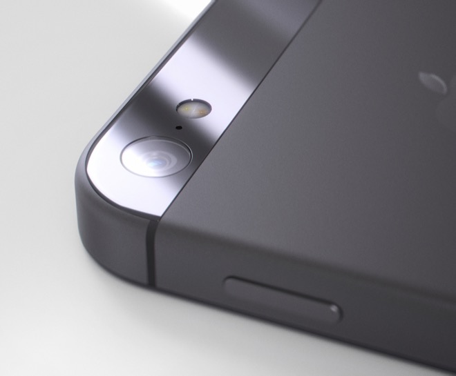 iPhone 5se concept - svetapple.sk