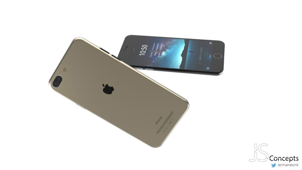 iPhone-7 dual camera
