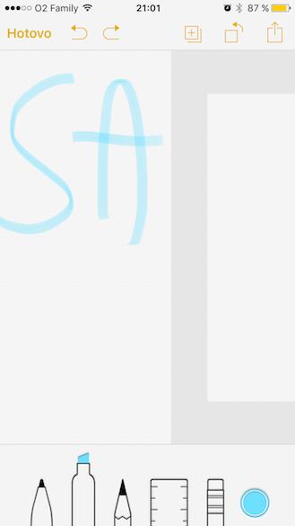 iOS 9.3 triky 7 - Letem světem Applem