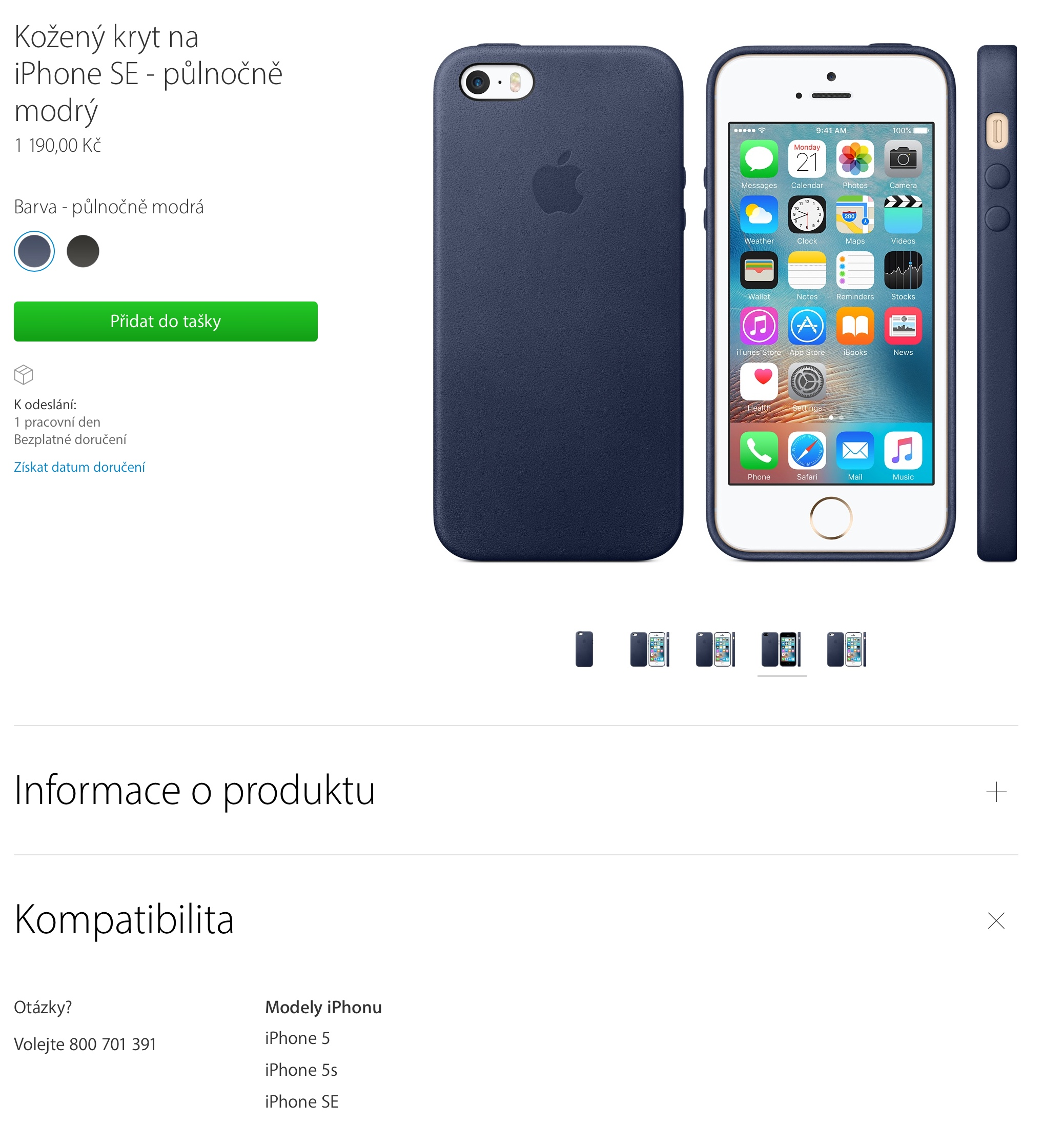 Apple iPhone puhelimet hintaan 294,90