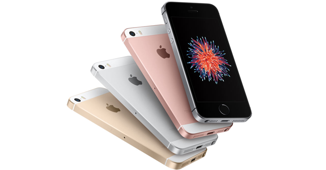 iPhone SE oficialni FB
