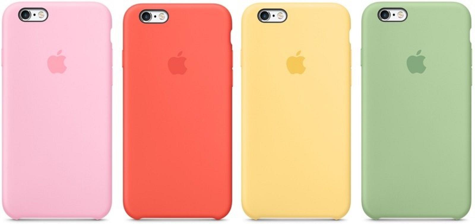 Apple začal prodávat nové obaly na iPhone v jarních barvách 05d0b11dcc0