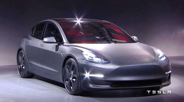 Tesla Model 3 FB