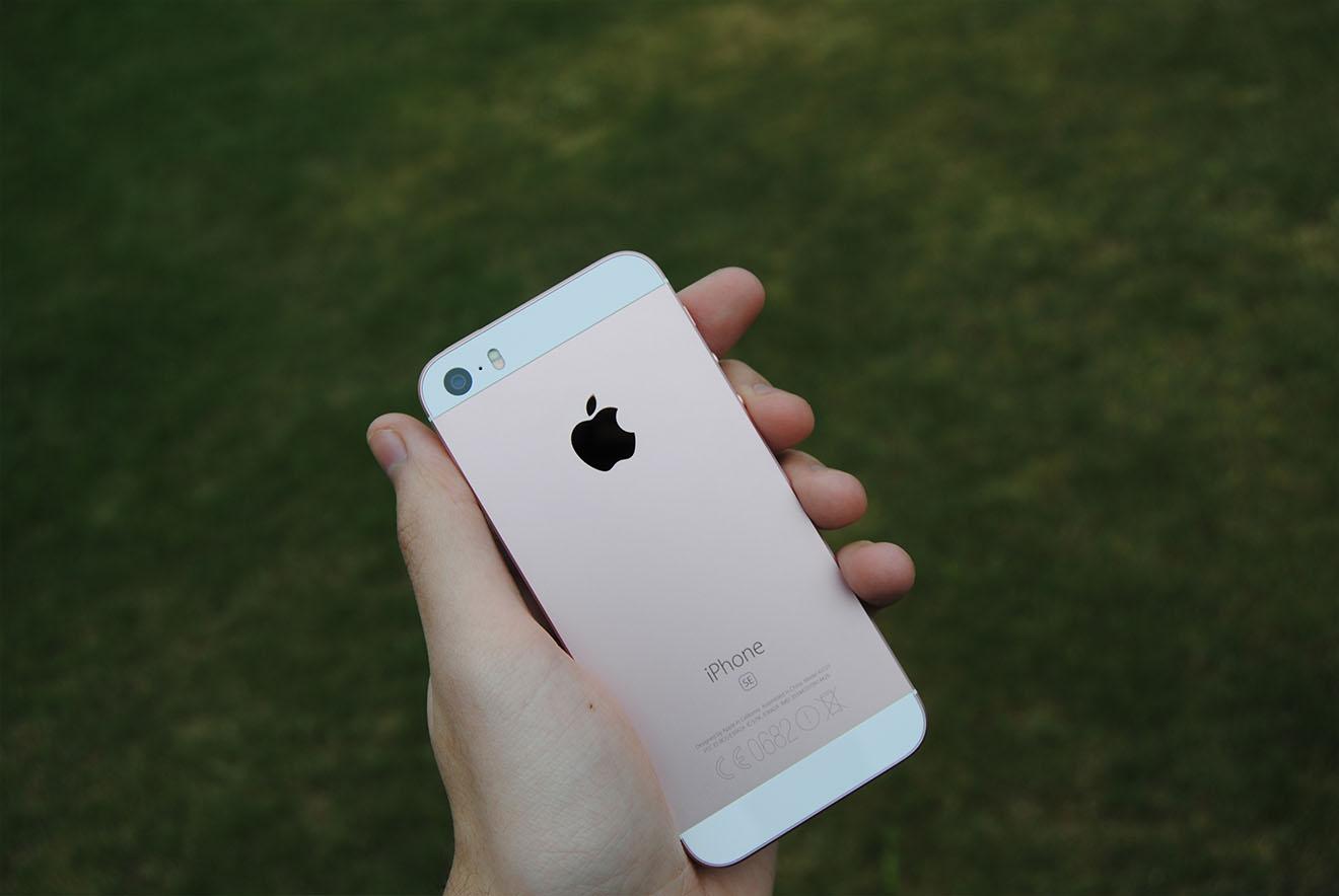 iphone se - 2