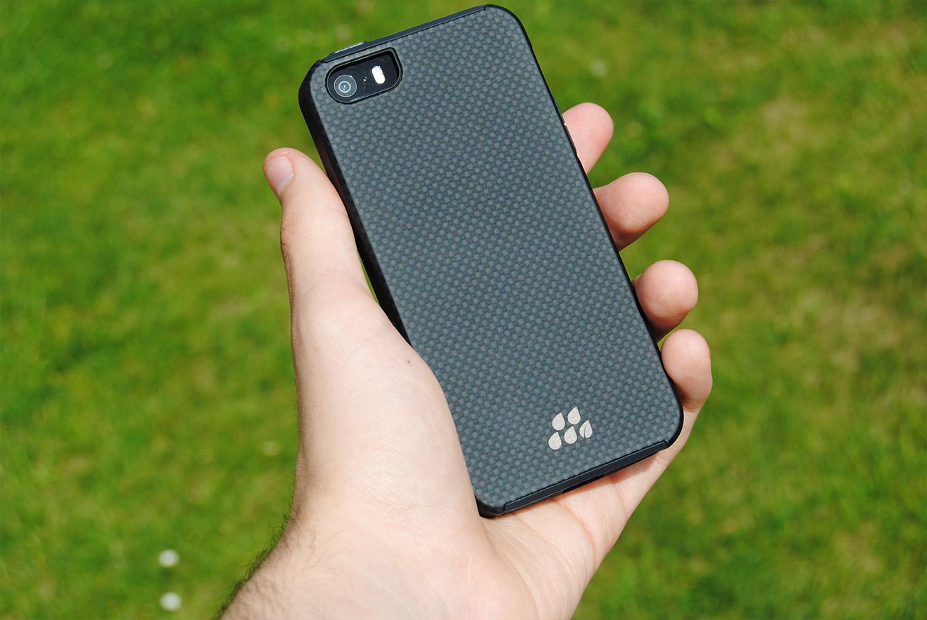 Recenze Evutec Karbon SP  Elegantní kryt pro iPhone 5 5S SE bf045c3a25c