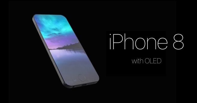 iPhone 8 OLED FB