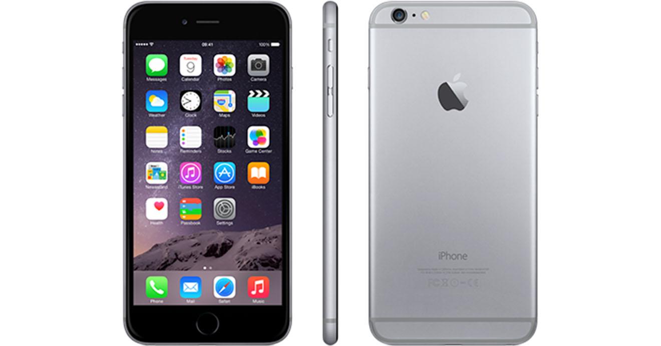 Kompletní evoluce iPhone 1c42397e4e7
