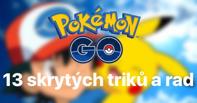 Pokémon GO Plus skryty triky
