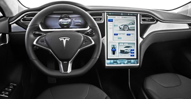 Tesla Model Sinside