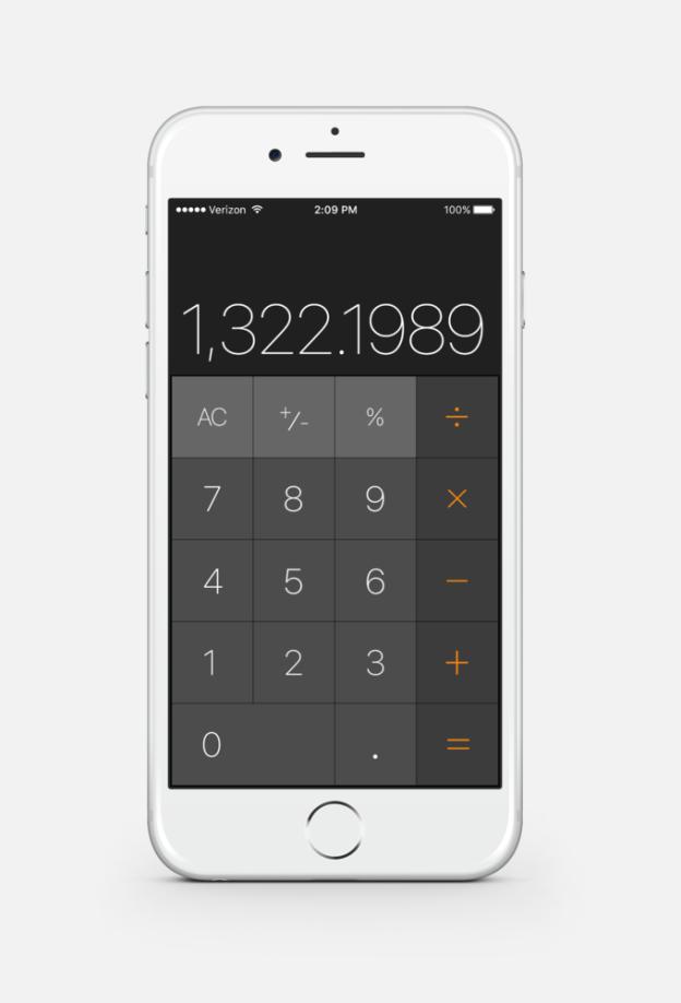 iOS 10 Dark mode 2