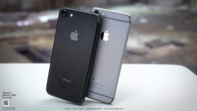 iPhone 7 Space Black 14
