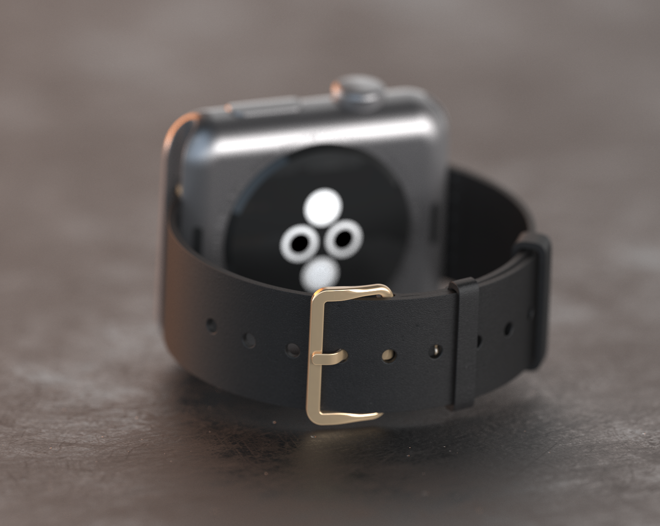 Geert van Uffelen Apple Watch 2 4