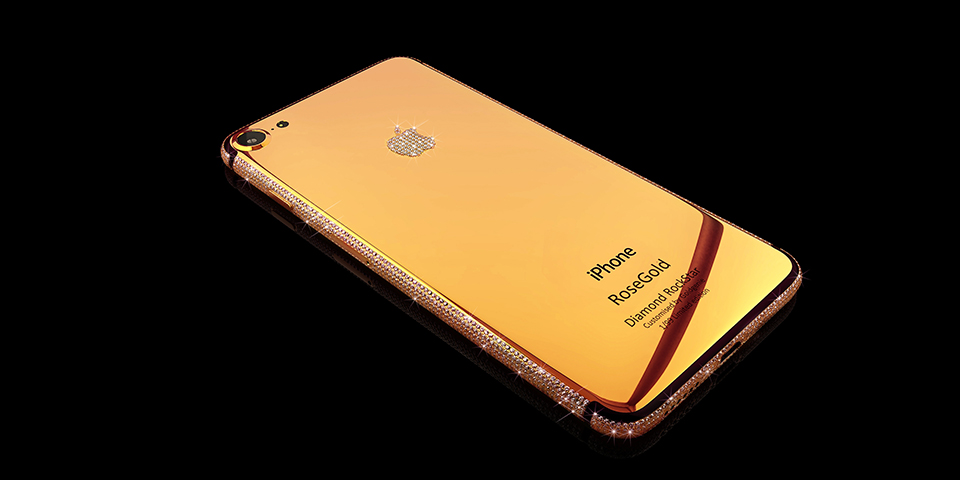 goldgenie iphone 7 4   letem sv tem applem