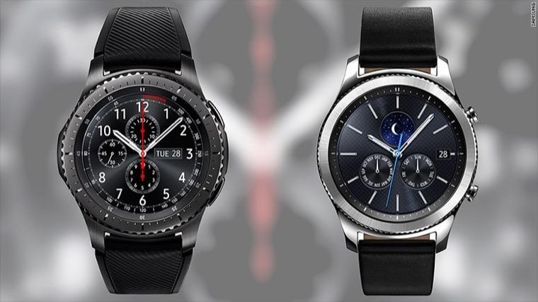 Jak k iPhonu připojit chytré hodinky Samsung Gear S2 a Gear S3 8fd6427c8b