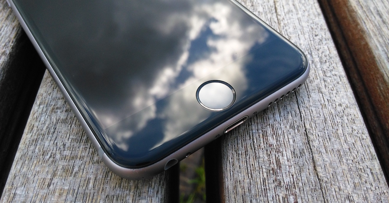 iPhone6s Touch ID home button FB