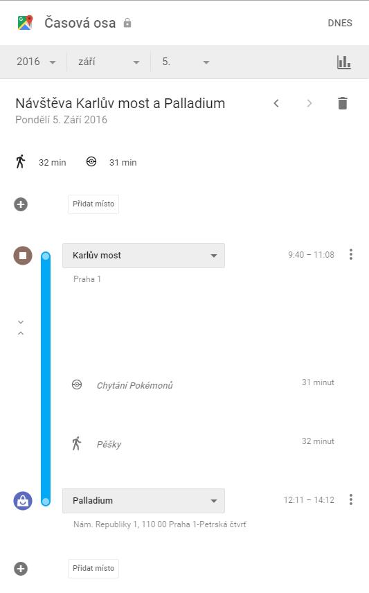 Nov 225 Aktualizace Google Maps Přinesla Aktivitu Chyt 225 N 237 Pok 233 Monů