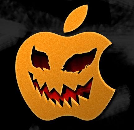ikona halloween-apple