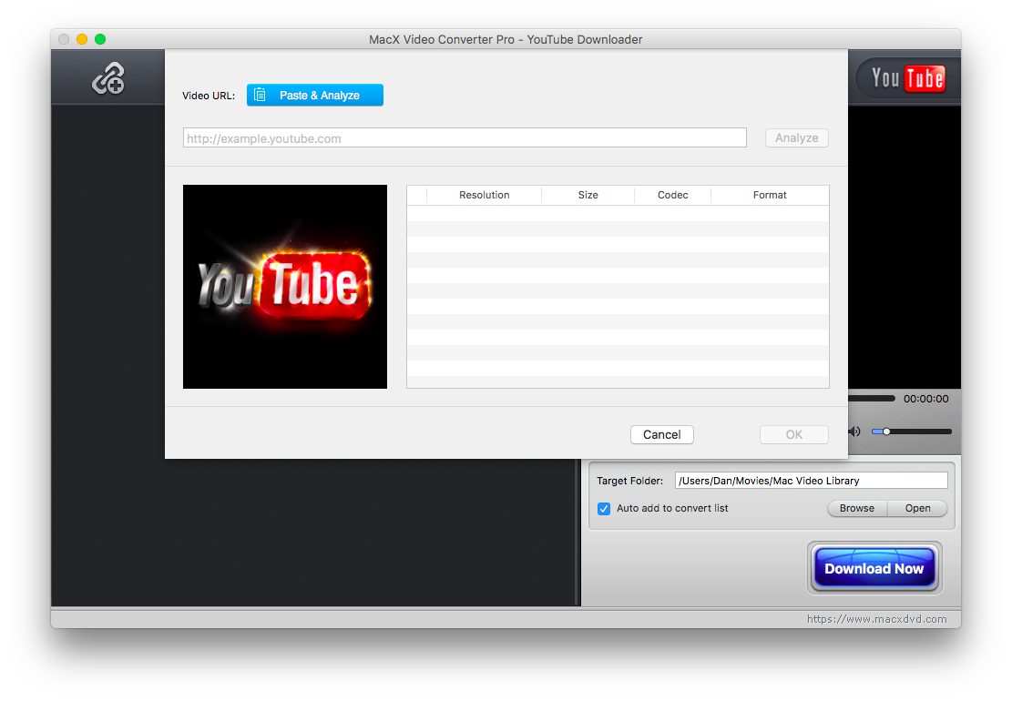 youtube video format With any video converter, you can download youtube videos in your favorite format, and convert youtube videos to popular video formats like mp3, mp4, wmv, 3gp, avi and etc.
