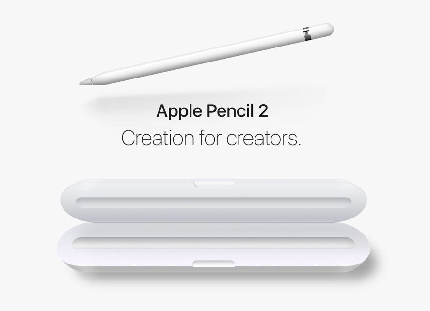 apple pencil 2 - svetapple.sk