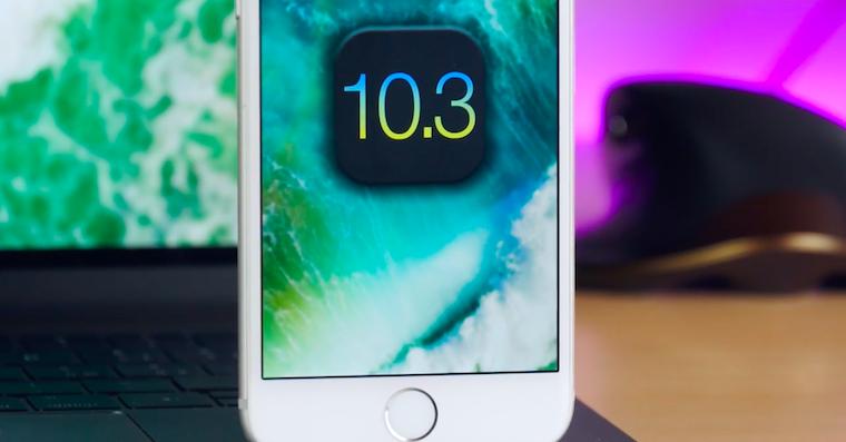 iOS 10.3 FB