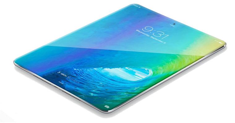 iPad Pro 2 concept FB