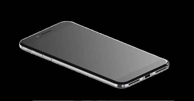 iPhone 8 concept steel FB