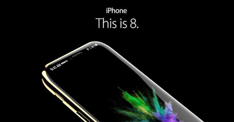 iPhone8 koncept FB