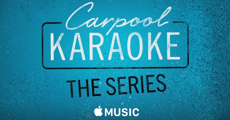Apple Music Carpool Karaoke FB
