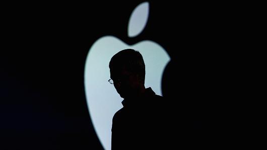 Apple Tim Cook Mystery