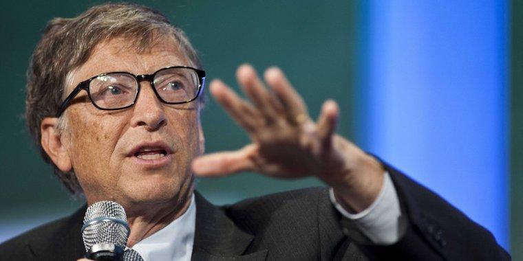 Bill Gates fb