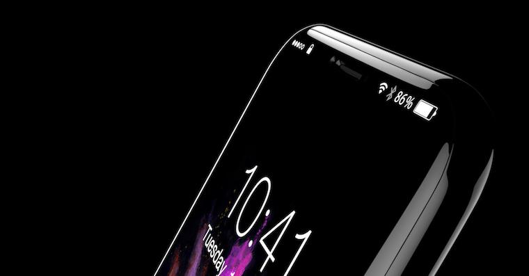 iPhone 8 koncept FB