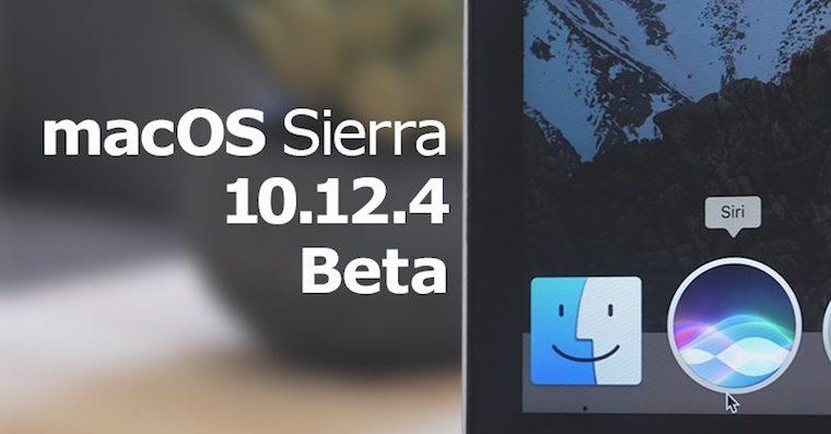 macOS-10.12.4 beta