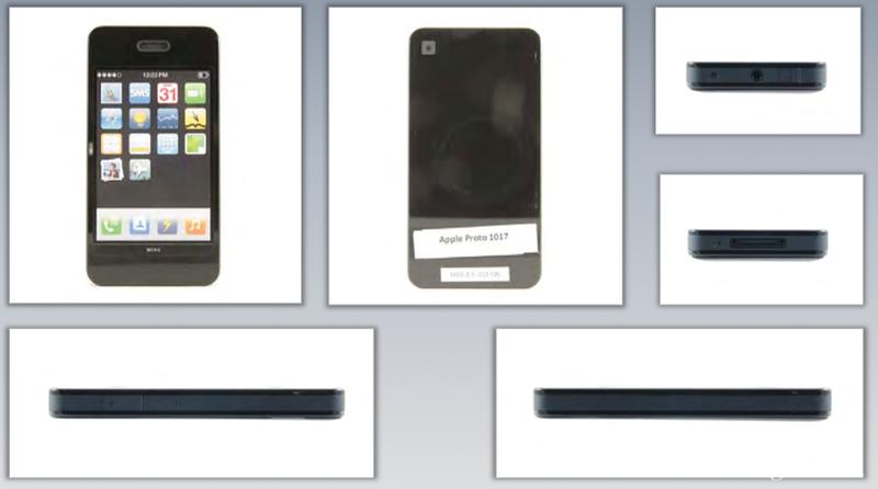 prvni iPhone prototypy 12