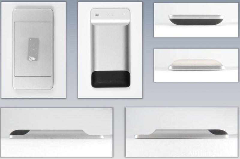 prvni iPhone prototypy 5