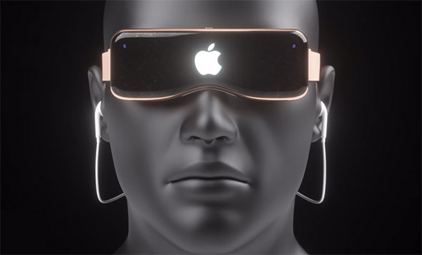 Apple AR glasses concept 2