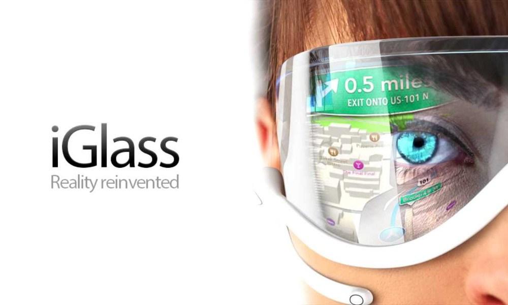 Apple AR glasses concept 3