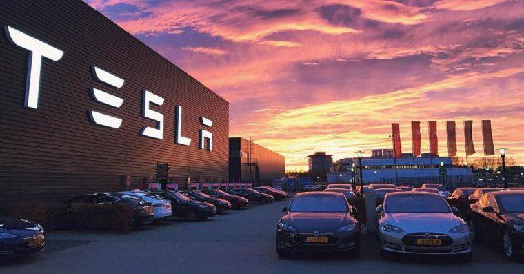 Tesla-Amsterdam