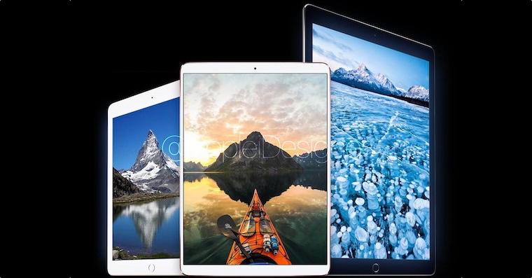 iPad Pro 2 FB