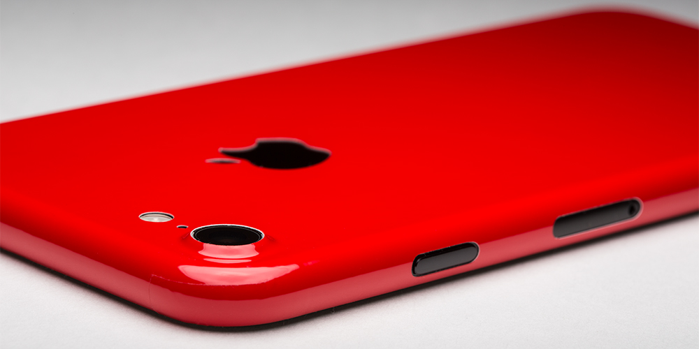 iPhone 7 red 1