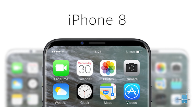 iPhone 8 concept phonearena 1