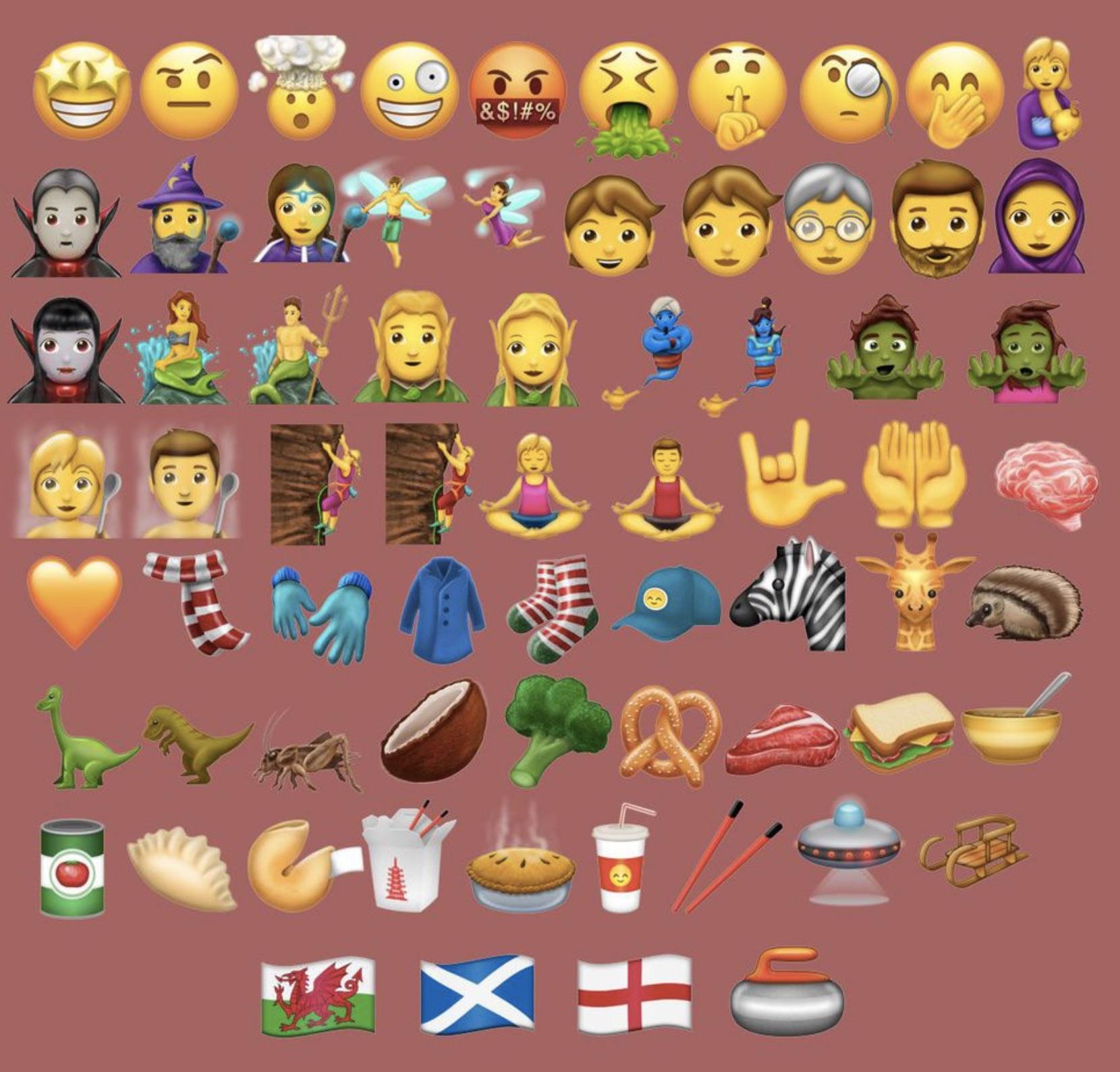 Emoji - svetapple.sk