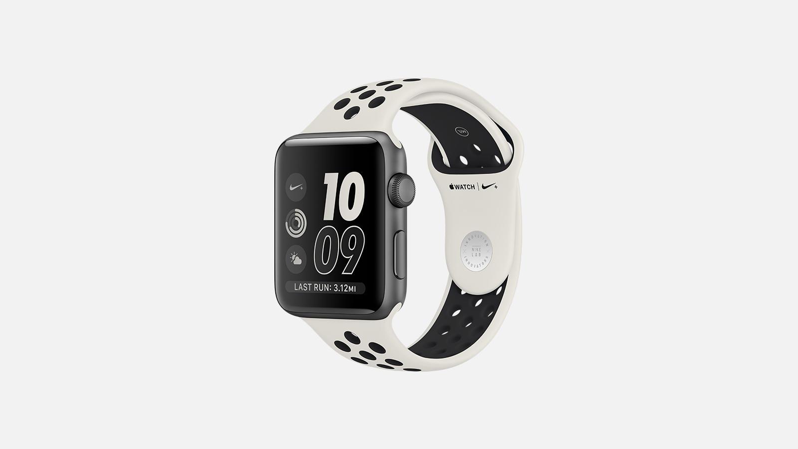 Apple Watch NikeLab 3