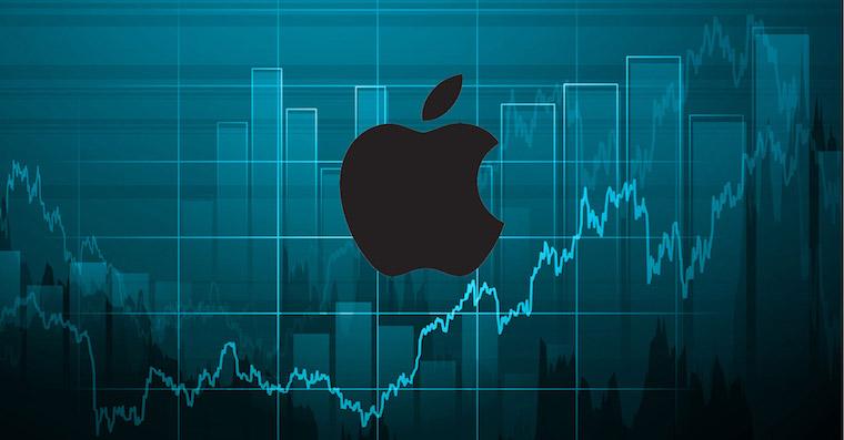 Apple stock rise FB