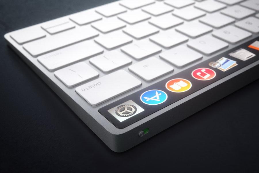 Magic Keyboard Touch Bar concept 18
