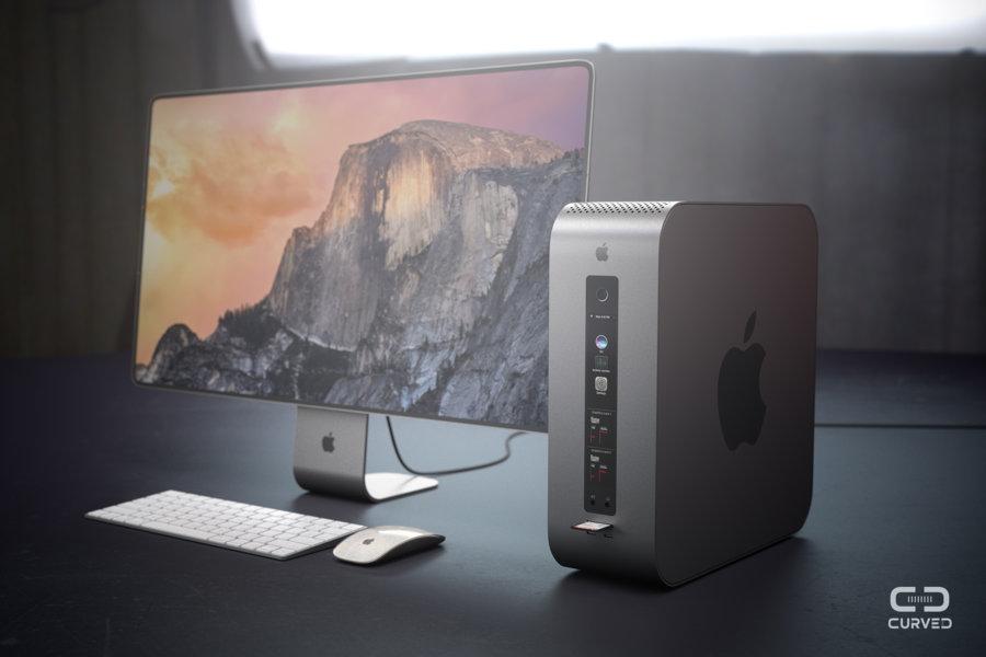 Modular Mac Pro 2018 concept 10