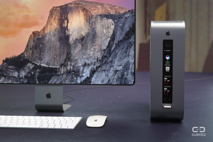 Modular Mac Pro 2018 concept 12